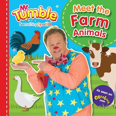 Mr Tumble Something Special: Meet the Farm Animals