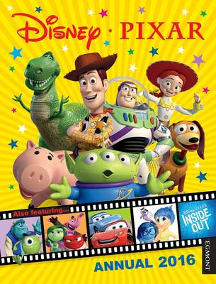 Disney Pixar Annual