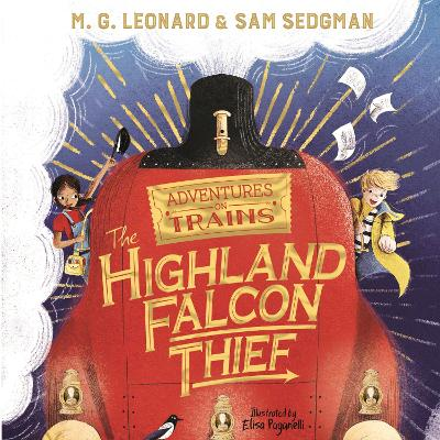 The Highland Falcon Thief