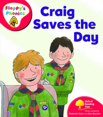 Oxford Reading Tree: Level 4: Floppy's Phonics: Craig Saves the Day