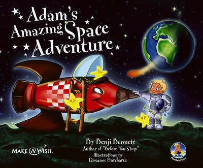 Adams Amazing Space Adventure: Adams Amazing Adventures