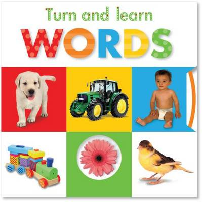 Turn and Learn Words
