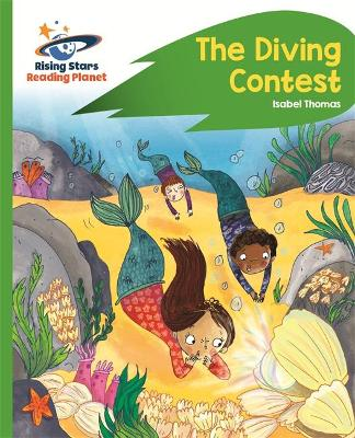 Reading Planet - The Diving Contest - Green: Rocket Phonics