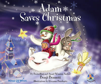 Adam Saves Christmas