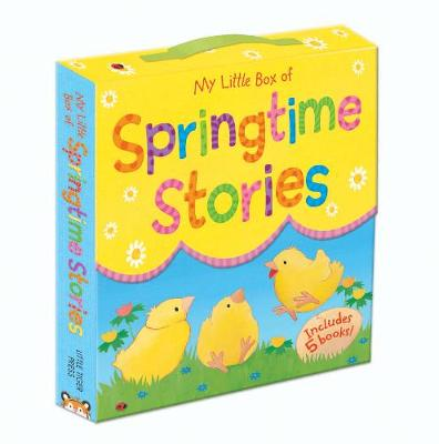 My Little Box of Springtime Stories
