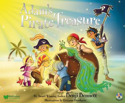 Adam's Pirate Treasure: Adam's Adventures