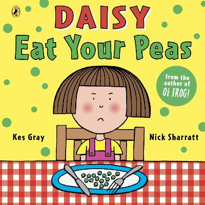 Daisy: Eat Your Peas