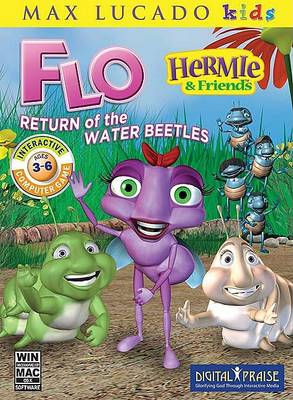 Flo: Return of the Water Beetles: Help Flo Prepare for the Concert of the Decade!