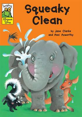 Leapfrog Rhyme Time: Squeaky Clean