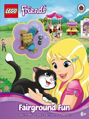 LEGO Friends: Fairground Fun Activity Book with Miniset