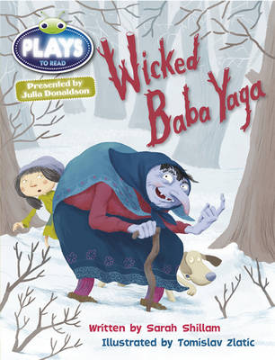 Bug Club Plays Brown/3C-3B Wicked Baba Yaga 6-pack