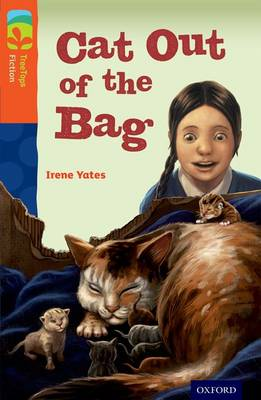 Oxford Reading Tree TreeTops Fiction: Level 13 More Pack B: Cat Out of the Bag