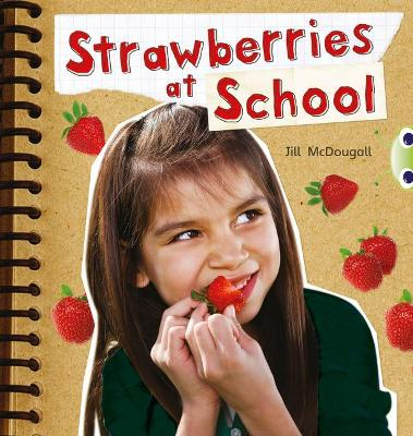 Strawberries at School