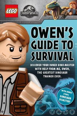LEGO (R) Jurassic World: Owen's Guide to Survival plus Dinosaur Disaster!