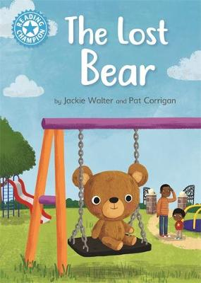 Reading Champion: The Lost Bear: Independent Reading Blue 4
