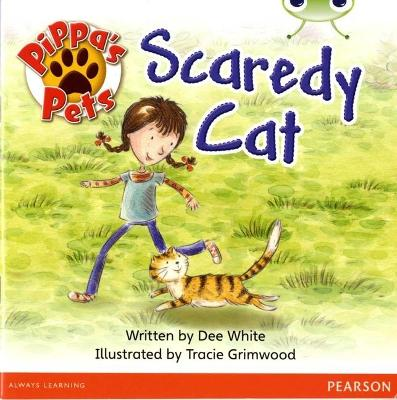 Bug Club Yellow B Pippa's Pets: Scaredy Cat 6-pack
