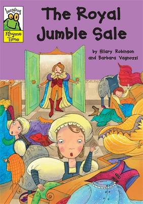 Leapfrog Rhyme Time: The Royal Jumble Sale