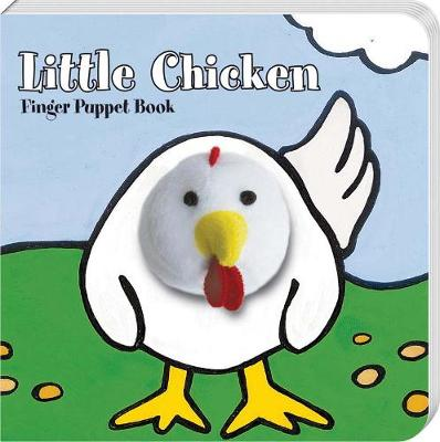 Little Chicken Finger Puppet Book: Finger Puppet Book