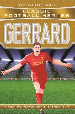 Gerrard (Classic Football Heroes) - Collect Them All!