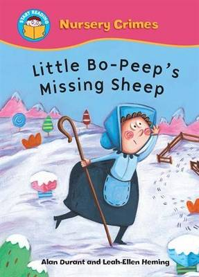 Start Reading: Nursery Crimes: Little Bo Peep's Missing Sheep