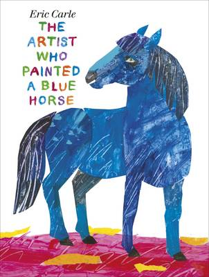 Artist Who Painted a Blue Horse