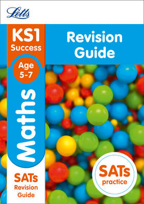 KS1 Maths SATs Revision Guide: 2018 Tests