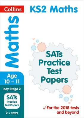 KS2 Maths SATs Practice Test Papers: 2019 Tests
