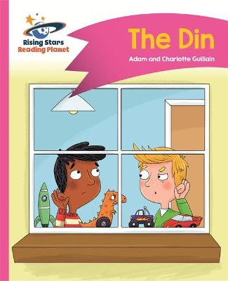 Reading Planet - The Din - Pink A: Comet Street Kids