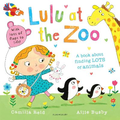 Lulu at the Zoo