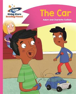 Reading Planet - The Car - Pink B: Comet Street Kids