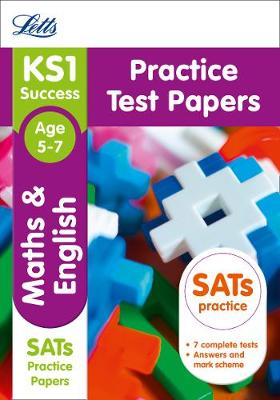 KS1 Maths and English SATs Practice Test Papers: 2018 Tests