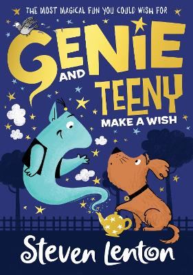 Genie and Teeny: Make a Wish