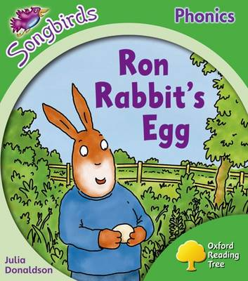 Oxford Reading Tree: Level 2: More Songbirds Phonics: Ron Rabbit's Egg