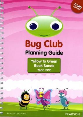 Bug Club Year 1 Planning Guide 2016 Edition