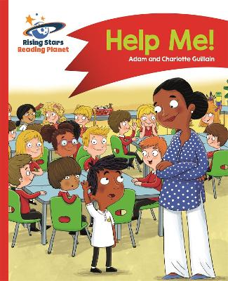 Reading Planet - Help Me! - Red A: Comet Street Kids