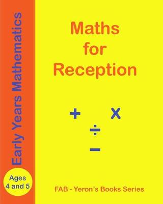 MATHS for RECEPTION - Ages 4 and 5