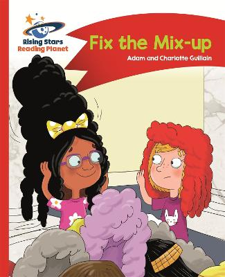 Reading Planet - Fix the Mix-up - Red A: Comet Street Kids
