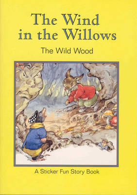The Wild Wood: The Wind in the Willows Sticker Fun