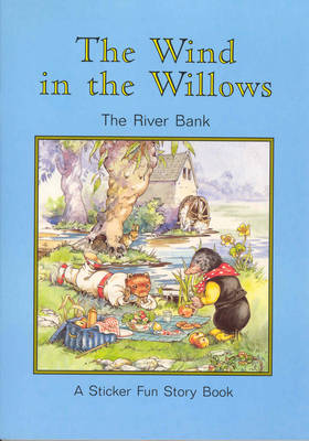 The River Bank: The Wind in the Willows Sticker Fun