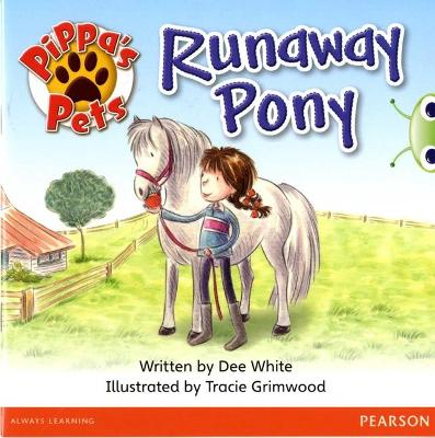 Bug Club Guided Fiction Year 1 Yellow B Pippa's Pets: Runaway Pony