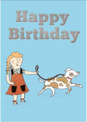 Pets - Happy Birthday Card-Book: 6 Card-Book Pack