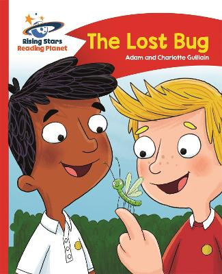Reading Planet - The Lost Bug - Red B: Comet Street Kids