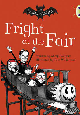 Bug Club White A/2A The Fang Family: Fright at the Fair 6-pack