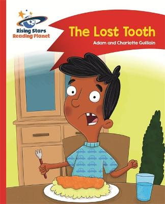 Reading Planet - The Lost Tooth - Red B: Comet Street Kids