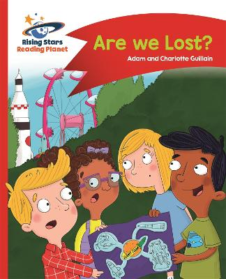 Reading Planet - Are we Lost? - Red B: Comet Street Kids