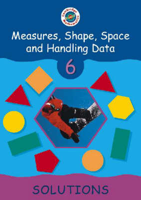 Cambridge Mathematics Direct 6 Measures, Shape, Space and Handling Data Solutions