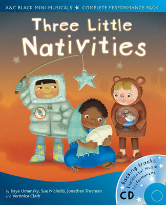 Three Little Nativities