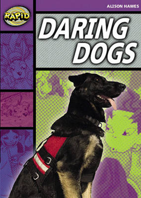 Rapid Stage 1 Set B Reader Pack: Daring Dogs (Series 1)