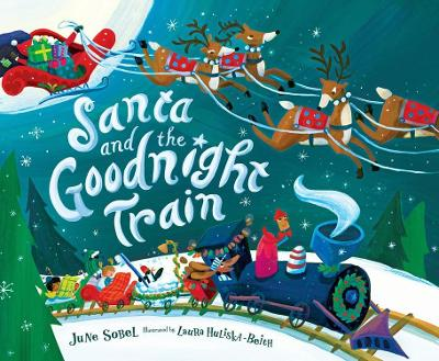 Santa and the Goodnight Train