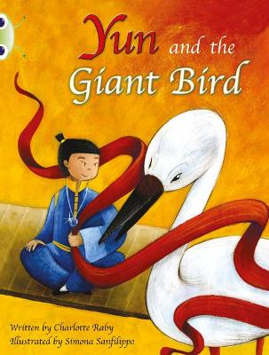 Bug Club Purple B/2C Yun and the Giant Bird 6-pack